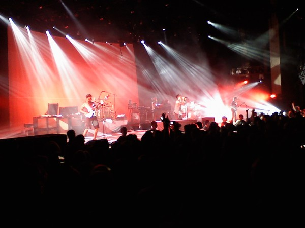 Incubus at Merriweather